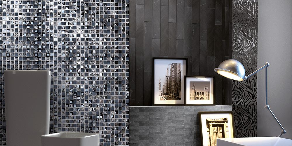 Unsere Ausstellung Zeigt Ihnen Viele Mosaike. Waschbecken Mit Mosaik