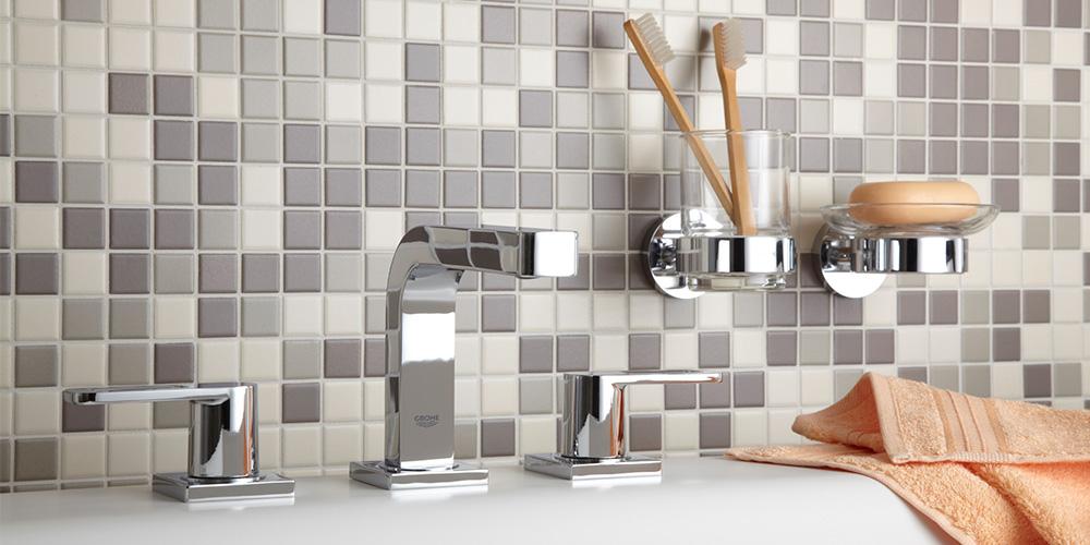Waschbecken Mit Mosaik