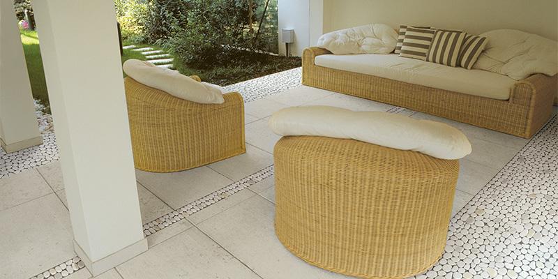 fliesen und naturstein f r terrasse garten und balkon. Black Bedroom Furniture Sets. Home Design Ideas